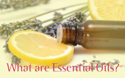 What Are Essential Oils? (Part 1)