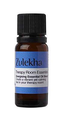 Energising essential oil blend