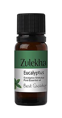 Eucalyptus 10ml Bottle Mockup