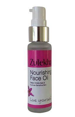 Nourishing face oil final