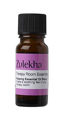 Relaxing essential massage oil blend
