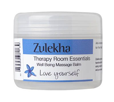 Well being massage balm