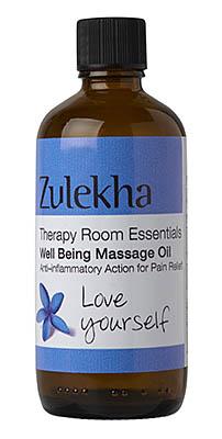 Wellbeingmassage oil
