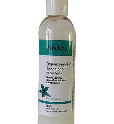 Organic fragrant conditioner