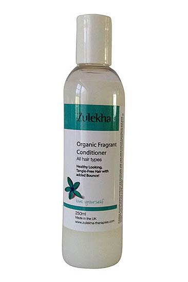 Organic fragrant conditioner